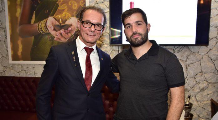 Marcos Ferrari E Felipe Rocha