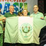Marcos Lupi, André Figueiredo, Mirian Sobreira, Ciro Gomes E Leônidas Cristino