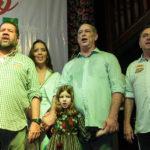 Marcos Lupi, Giselle Bezerra, Maria Clara, Ciro Gomes E Leônidas Cristino