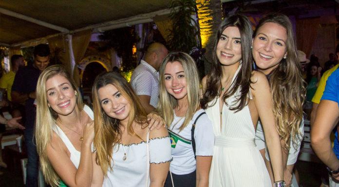 Maria Clara Roriz, Adriana Queiroz, Gabriela Holanda, Letícia Cavalcante E Rebeca Araújo (1)
