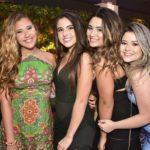 Marina Vasconcelos, Clara Mamede, Ana Bruna Pontes E Gabriela Tavares