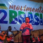 Mauro Filho No Lançamento Do Movimento 12 Brasil No Pirata Bar
