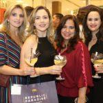 Michelle Aragão, Suyane Dias Branco, Martina Assunção E Adriana Miranda