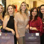 Michelle Aragão, Suyane Dias Branco, Tais Pinto, Martina Assunção E Adriana Miranda