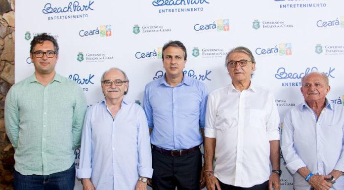 Murilo Pascoal, Ednilron Soarez, Camilo Santana, Arialdo Pinho E Edson Sá (1)