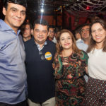 Naumi, Érica Amorim E Amigos No Lançamento Do Movimento 12 Brasil No Pirata