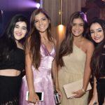 Nicole Garcez, Sara Lopes, Júlia Navais E Marilia Sales