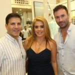 Oscar Scire, Leticia Studart E David Carbone