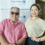 Paulo Cavalcante E Adriana Santos