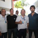 Paulo Couto, Fernano Frota, Fernando Albuquerque E Lucas Rolim