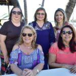 Penha Moura, Helena Corrêa, Mara Salmito, Graça Parente E Lucineide Carvalho