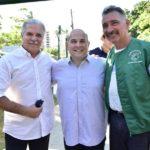 Pio Rodrigues, Roberto Cláudio E Arthur Bruno