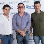 Pompeu Vasconcelos, Manoel Linhares E Erick Vasconcelos (1)