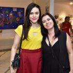 Priscila Gomes E Lúcia Silveira