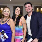 Regina Vasconcelos, Sharita Furtado E Alex Moreira