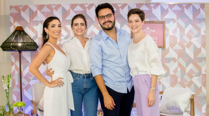 Renata Cavalcante, Gisela Franck, Vinícius Machado E Paulinha Sampaio (3)