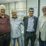 Roberto Menescal Macedo, Medeiros, Helton Uchoa E Charles Nobre (2)