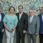 Sampaio Filho, Nagila Drumond, Beto Studart, Henrry Campos E Tarcisio Pequeno (3)