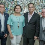 Sampaio Filho, Nagila Drumond, Beto Studart E Henrry Campos (3)