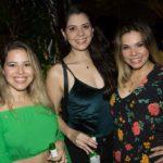 Sara Valentim, Mirela Brígido E Fernanda Brasil