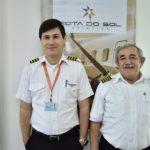 Sergio Mayer E Comandante Teles