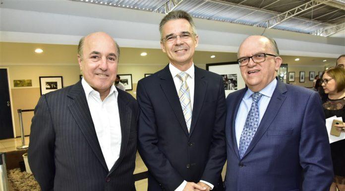 Silvio Frota, Heráclito Vieira E Fernando Ximenes