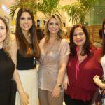 Suyane Dias Branco, Lara Pouchain, Tais Pinto, Martinha Assunção E Lorena Pouchain