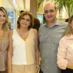 Tais Pinto, Neide Freire, Walter E Cristiane Ary