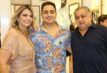 Tais, Rafael E Adriano Pinto