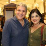 Tobias Barreto E Viviane Almada