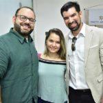 Victor Costa, Andrezsa Oestreisher E Almir De Sousa