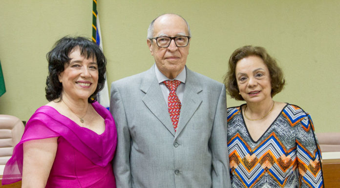 Ângela Gutierrez, Lúcio Alcântara E Beatriz Alcântara (1)