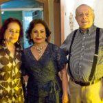 Ítala Ventura, Marly Nogueira E Edson Ventura (1)