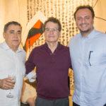 Adroaldo Carneiro, César Fiuza E Adriano Nogueira
