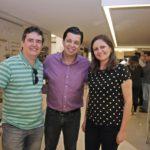 Alexandre Ferrer, Gerson Cruz E Hellen Lopes