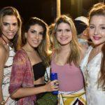 Alice Diniz, Patrícia Santiago, Marilia Diogines E Larissa Fujita