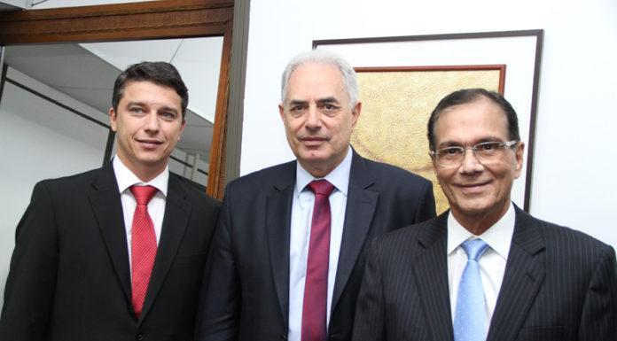 André Siqueira, William Waack E Beto Studart (1)
