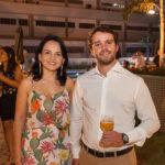 Andréa Leite E Pedro Medeiros