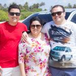 Antônio Filho, Juliana Rocha E Antônio Maia (2)
