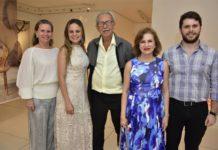 Bia Perlingeiro, Ana Virginia Joaçaba, Espedito Seleiro, Renata Jereisati E Victor Perlingeiro