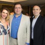 Bruna, Jack E Fábio Canamary