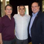 César Fiuza, Adroaldo Carneiro E Nelcy Campos (1)