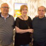 César Rossas, Márcia E Nelson Bezerra (1)