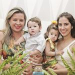 Camila Ximenes, Davi Ximenes, Sofia Ximenes E Caroline Ximenes