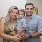 Camila Ximenes, Pedro Ximenes E Jacob Mendes