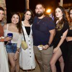 Carla Diogenes, Bruna Do Vale, Luana Aragão, Luiz Victor Torres, Marina Benevides E Patricia Mirna