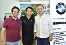 Carlos Brandão, Ricardo Feitosa E Irineu Magalhães