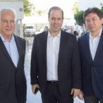 Carlos Prado, César Ribeiro E Edgar Gadelha (1)