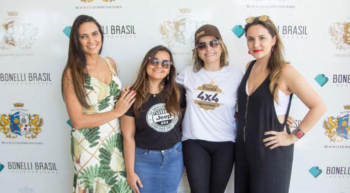 Cléo Girão, Katiana Morais E Taciana Ribeiro Marina Vieira (4)