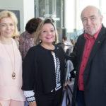 Cristina Pedroso, Fernanda Jensen E Hans Fiege (1)
